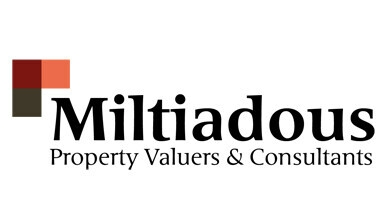 P. Miltiadous Property Property Valuers & Consultants Logo