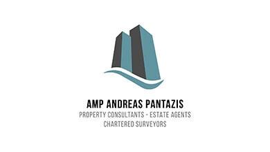 AMP Andreas Pantazis Logo